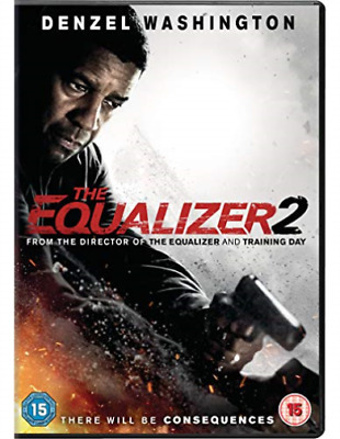 Equalizer 2 The DVD NUOVO