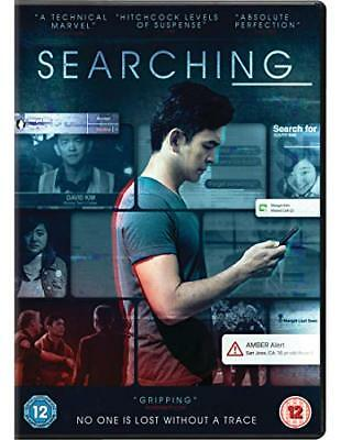 Searching  with Joseph Lee New (DVD  2018)