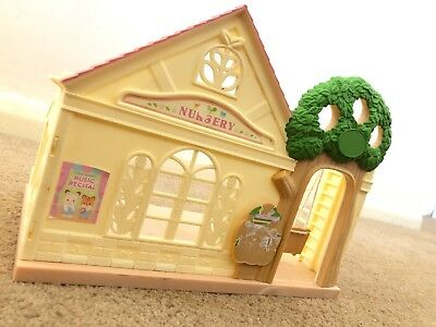 Sylvanian Families Forest Nursery Replacement Playset Toy