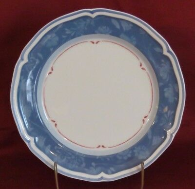 Villeroy & Boch Country Collection Cottage Blue Dinner Plate NEW
