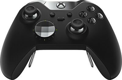 Microsoft - Geek Squad Certified Refurbished Xbox Elite Wireless Controller f...