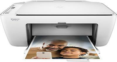 HP - DeskJet 2655 Wireless All-In-One Printer - White