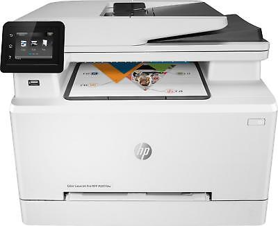 HP White LaserJet Pro MFP M180nw Color Wireless All-In-One Printer