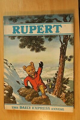 Rupert Annual 1970. Original edition. Used. Condition: GOOD to VERY GOOD