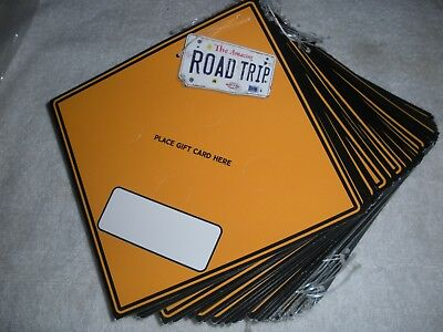 Road Trip Arcade Game Prize Ho;der Cards New