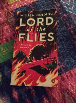 Lord Of The Flies By William Golding, Afterward By Lowry