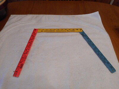 International Harvester, Cub Cadets and Dairy Advertising promotional ruler