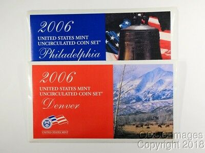 2006 US Mint Set / Nice Original Packaging / No stickers or writing