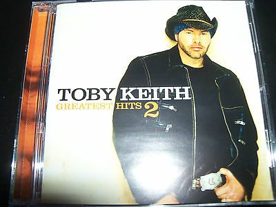 Toby Keith Greatest Hits Vol 2 Best Of Country (Australia) CD - NEW