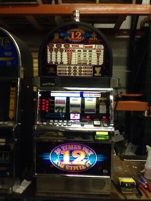 IGT S2000 12 Times Pay SLOT MACHINE