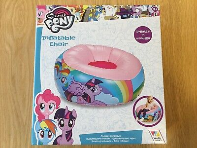 My Little Pony Inflatable Chair - NEW