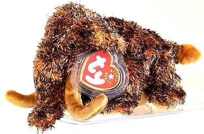 Ty Beanie Babies 2001 Sn 4384 –  Giganto The Wooly Mammoth – Retired - Mwmt