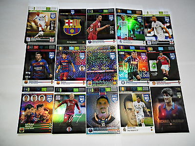Panini Adrenalyn XL FIFA 365 2015/2016 Rare Cards