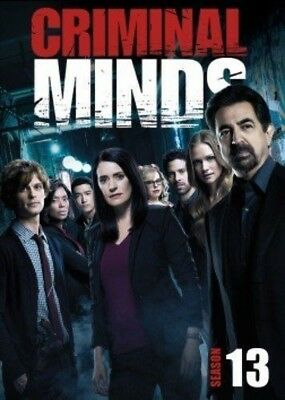 Criminal Minds: The Complete Season 13 Box Set (Brand New, DVD, 6-Disc Set)