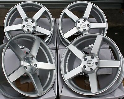 """19"""" Spf Cc-Q Alloy Wheels Fits Audi A6 C7 A8 Q3 Q5 Q7 5X112 Tt Coupe Cabriolet"""