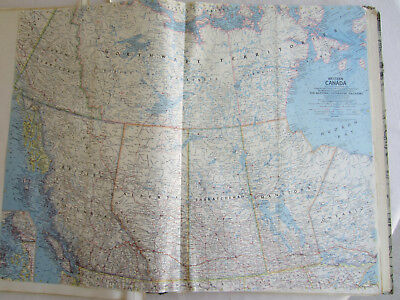 Canada Wall Map on