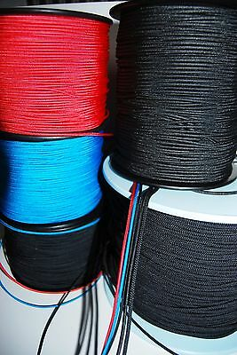 2.4mm, 3mm 3.3mm Dyneema line, Kite bridle line. 5m/ 10m/ 15m/ 25m lengths