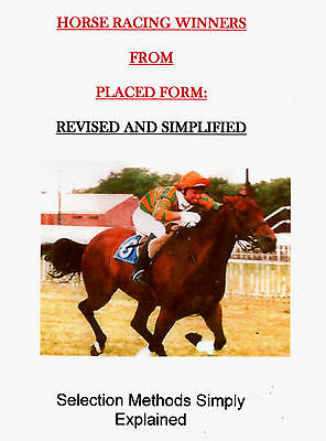Horse Racing Winning System, Revised, *See the Latest Big Priced System Winners!