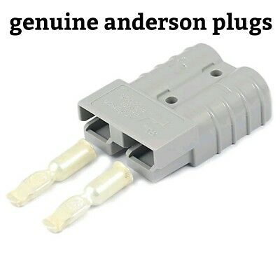 8 x GENUINE ANDERSON  PLUGS  50 AMP