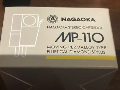 Nagaoka MP- 110 Cartridge