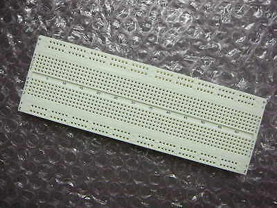 3M Electronic Project Breadboard/Univ Terminal Strip / 840 tie-points NEW NO BOX