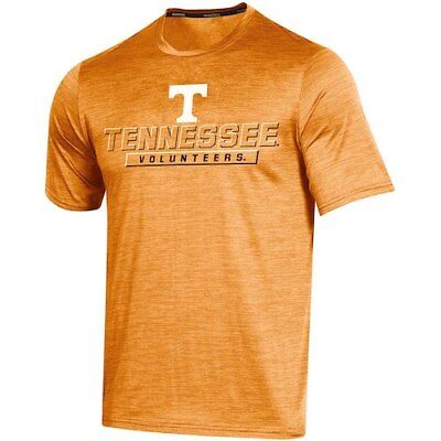 90612377 Men's Russell Tennessee Orange Tennessee Volunteers Synthetic Impact T-Shirt