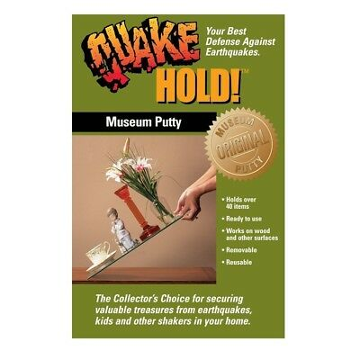 (1) - QuakeHOLD! 88111 Museum Putty, by Ready America. Quake Hold. Best Price