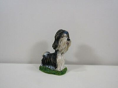 Shih Tzu Dog Bobblehead Wobbler Nodder Figurine