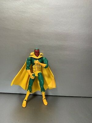 "Marvel Legends 6"" VISION Series VII 7 Avengers  Loose"