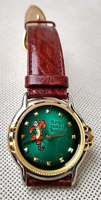 Disney Vintage Tigger Watch 30Yrs Of Bouncing Limited Edition 0163/2000