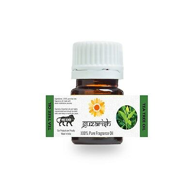 Tea Tree Fragrance Oil For Diffusers For Your Home And Office, From India
