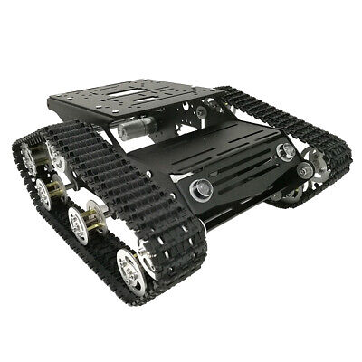 Smart Robot Tank Car Chassis Track Crawler with High Power Motor
