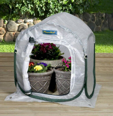 (0.6m) - Flower House FHPH120 PlantHouse 2 Pop-Up Plant House. Free Shipping