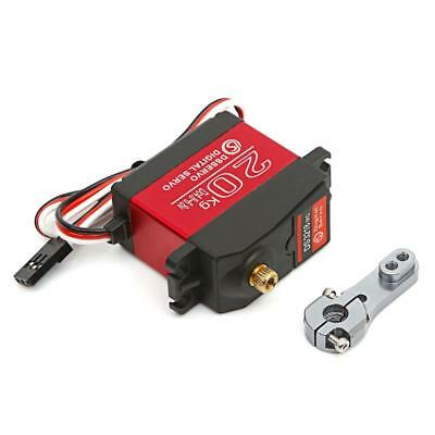 DS3218MG 20KG RC Servo Digital High Torque Full Metal Gear Waterproof 270 Angle