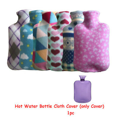 Cloth Bottle Case Heat Cold Therapy  Hot Water Bottle Cover Winter Warm
