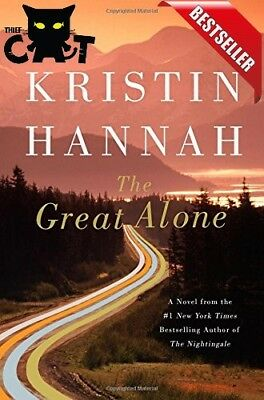 The Great Alone: A Novel by  Kristin Hannah - NEW Hardcover Historical Fiction