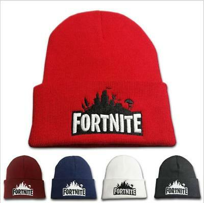 8997c0742 FORTNITE GAME WINTER Beanie Hat Battle Royale Knitting Outdoor ...
