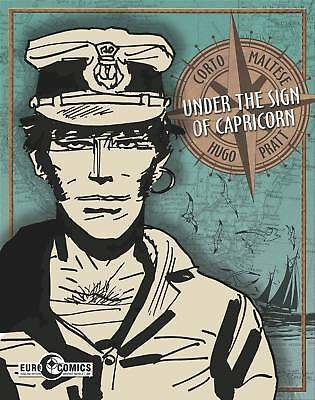 Corto Maltese Gn Under The Sign Of Capricorn Idw Publishing