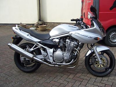 Suzuki Sv650 2000 (X) Only 4490 Miles Yellow Mot Excellent Cond Free Uk Delivery