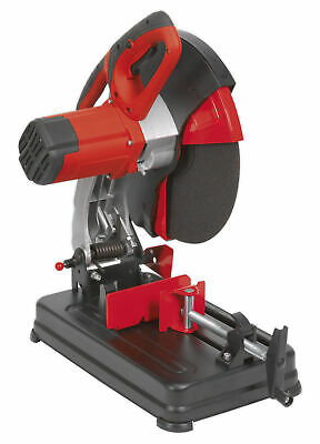 Sealey Sm355D Cut-Off Saw 355Mm Abrasive Disc Portable
