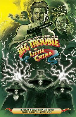 Big Trouble In Little China Tp Vol 02 Boom! Studios