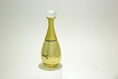 Christian Dior, J'adore, Gold, Eau de Toilette 5ml, Miniature FULL Vintage