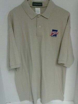 Collectible Lance Snack Shirt* Size Large * Tan Color