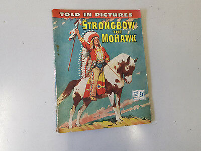 THRILLER COMICS LIBRARY No. 111 Strongbow the Mohawk