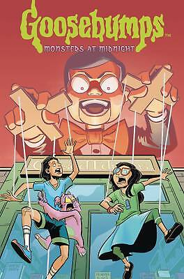 Goosebumps Monsters At Midnight HC IDW PUBLISHING
