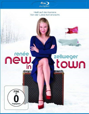New In Town Bd - (German Import) Blu-Ray Nuevo