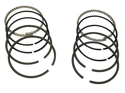 "Set of Two: Standard Piston Rings Harley-Davidson 883cc ""Evolution"" Motorcycles"