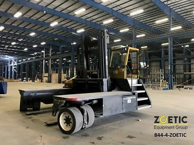 2013 CombiLift C25000 Forklift, Rated Capacity 50,000 lb, 2900 hours, Heat & A/C