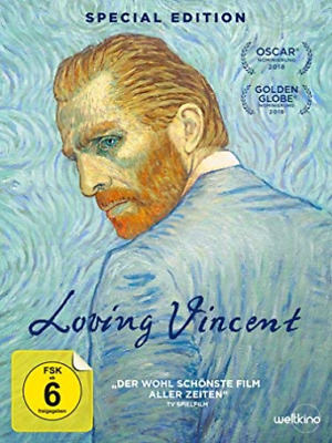 Various-Loving Vincent-Limitierte Special Edition - (German Import) Dvd Nuovo