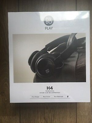 Casque B&o play by Bang & Olufsen BeoPlay H4 Wireless noir - neuf scellé